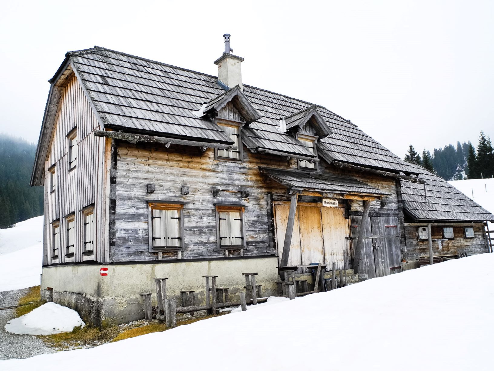 Etappe 10: Krampen – Schneealpenhaus