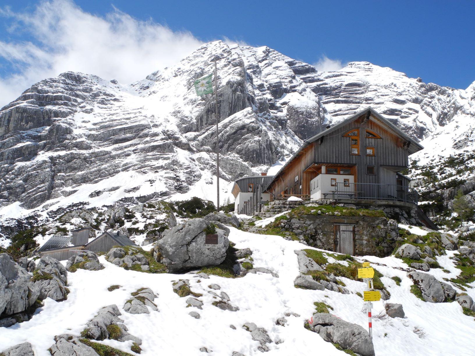 Etappe 18: Johnsbach – Hesshütte