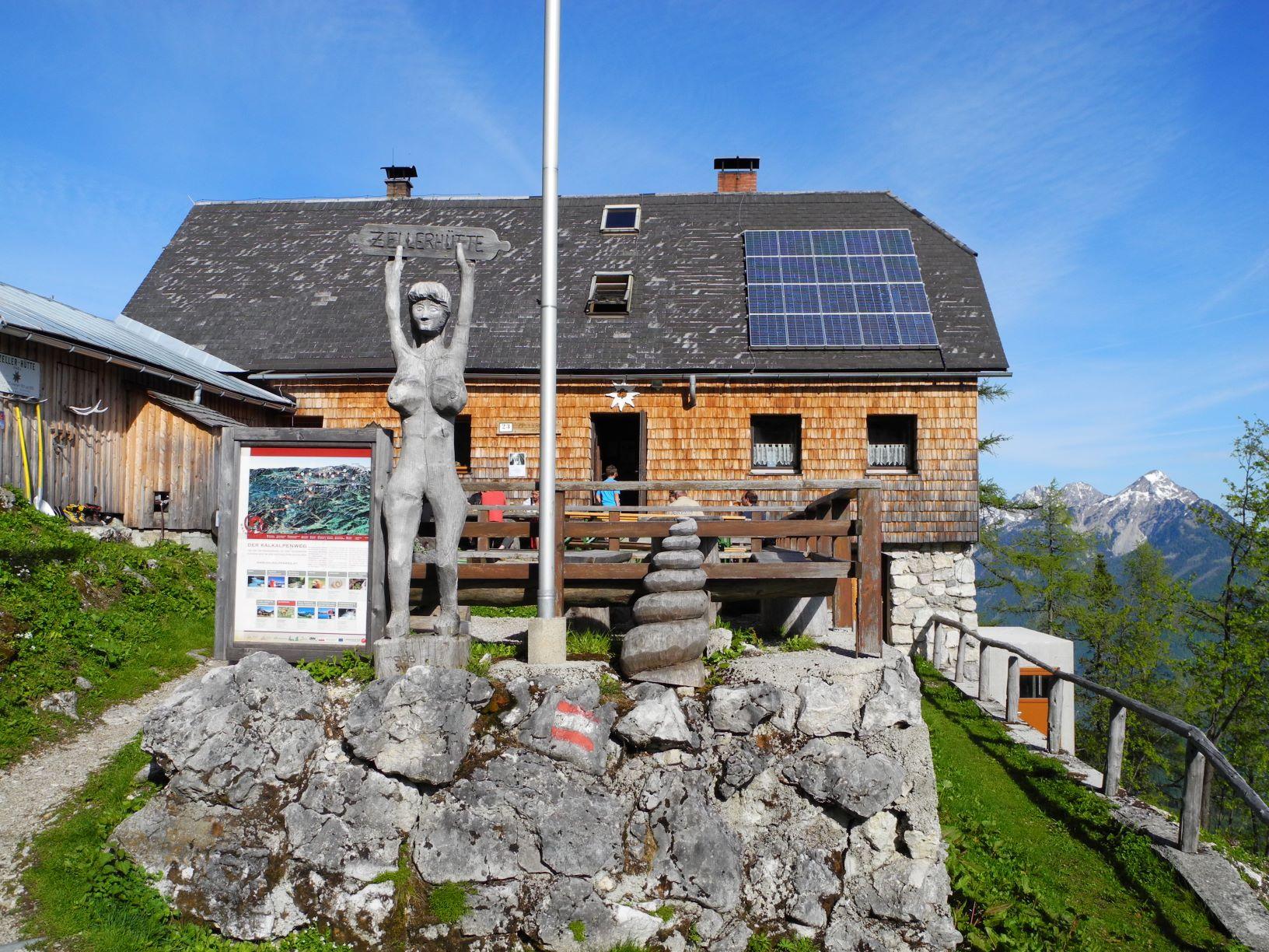 Etappe 22: Zellerhütte – Hinterstoder