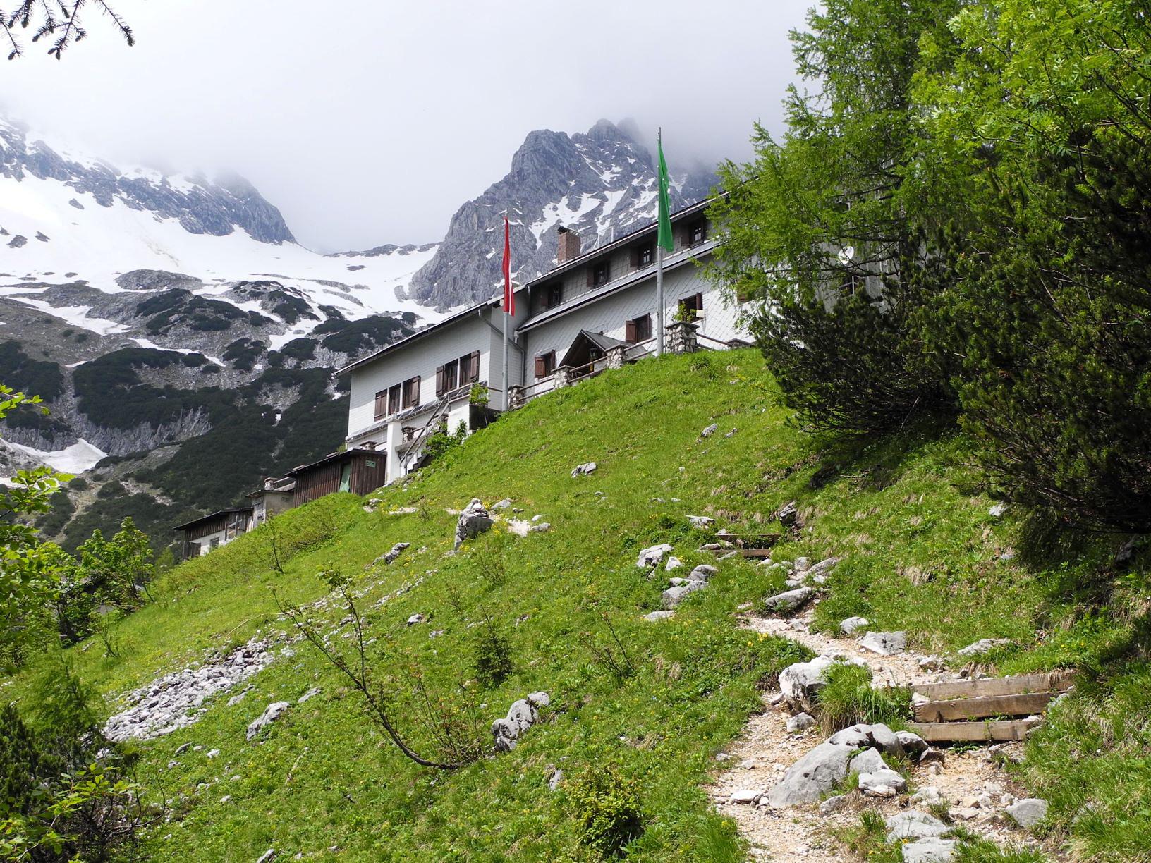 Etappe 23: Hinterstoder – Prielschutzhaus