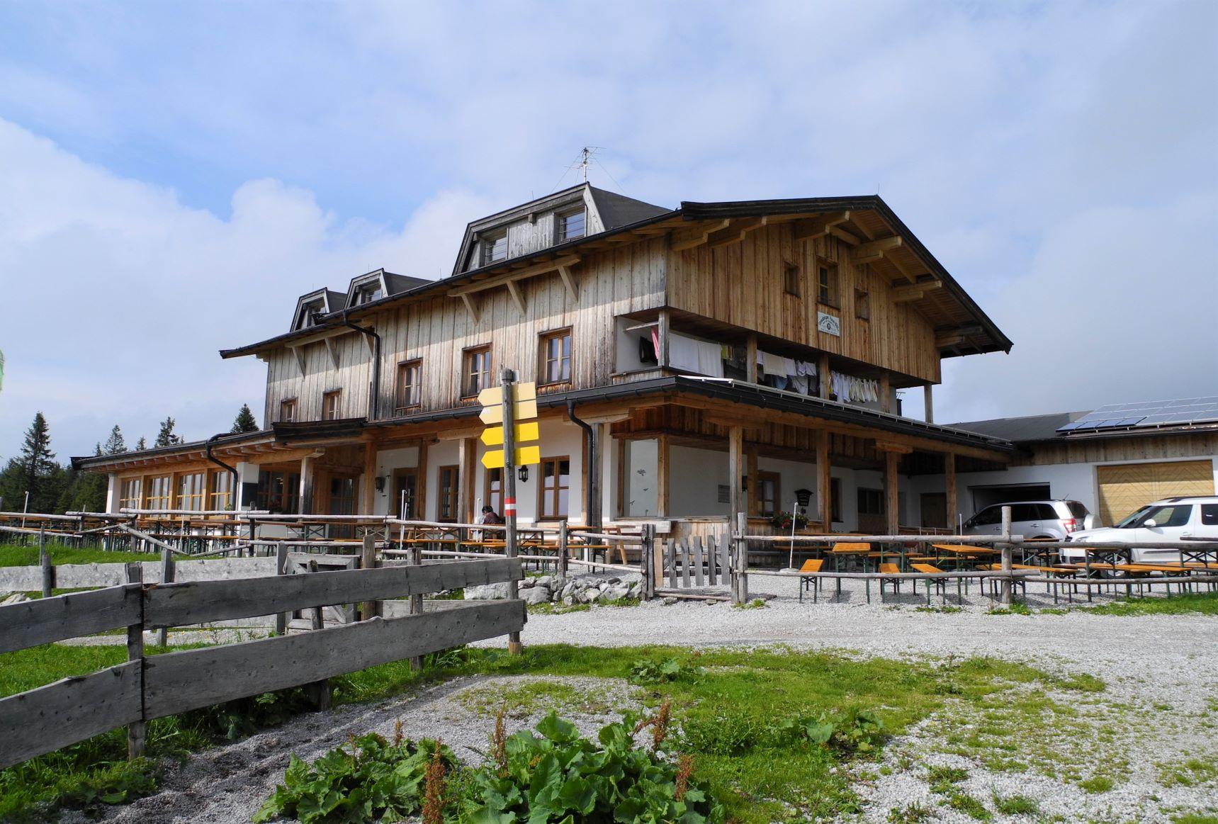 Etappe 35: Lofer – Erpfendorf
