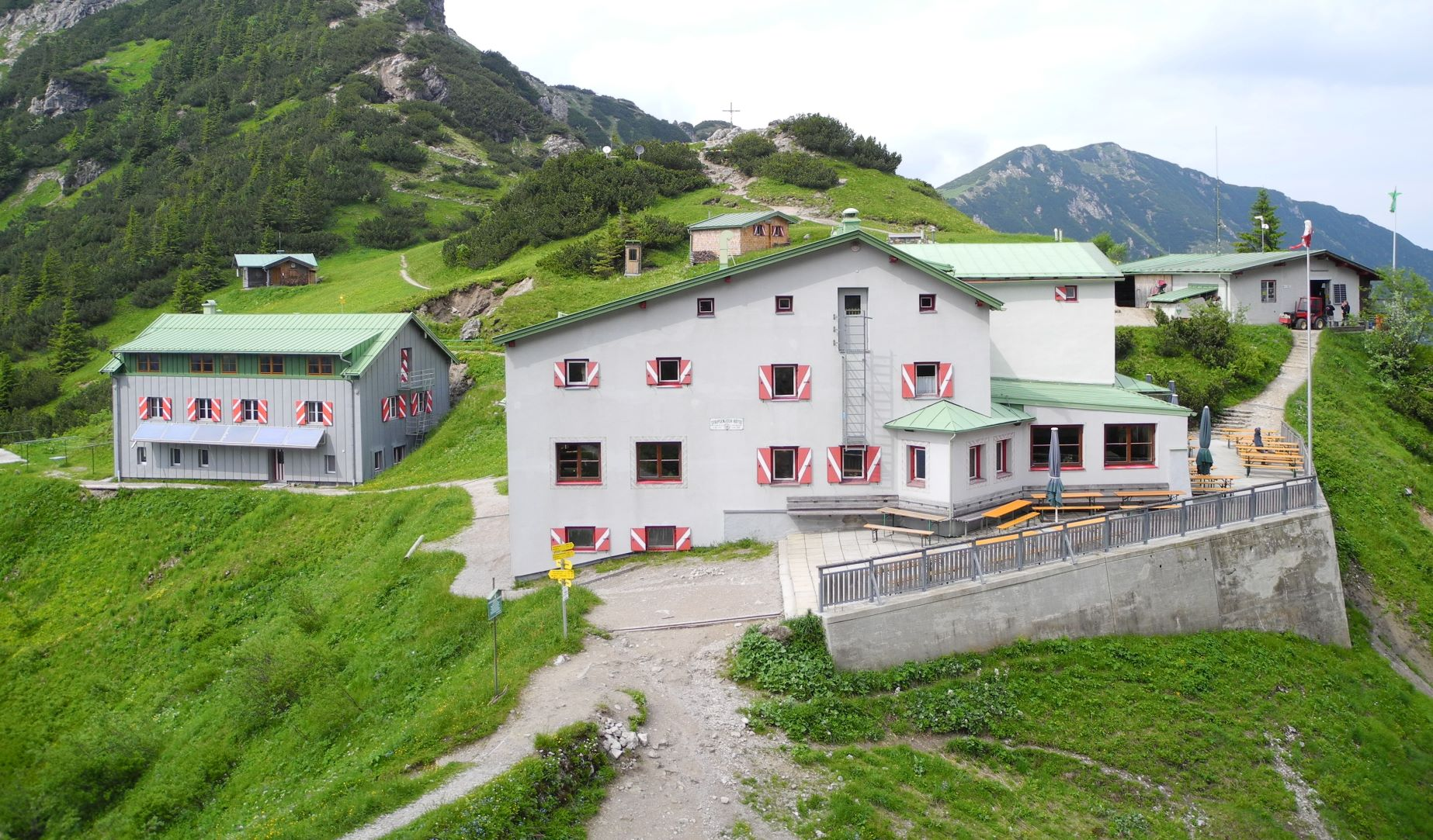 Etappe 36: Erpfendorf – Stripsenjochhaus