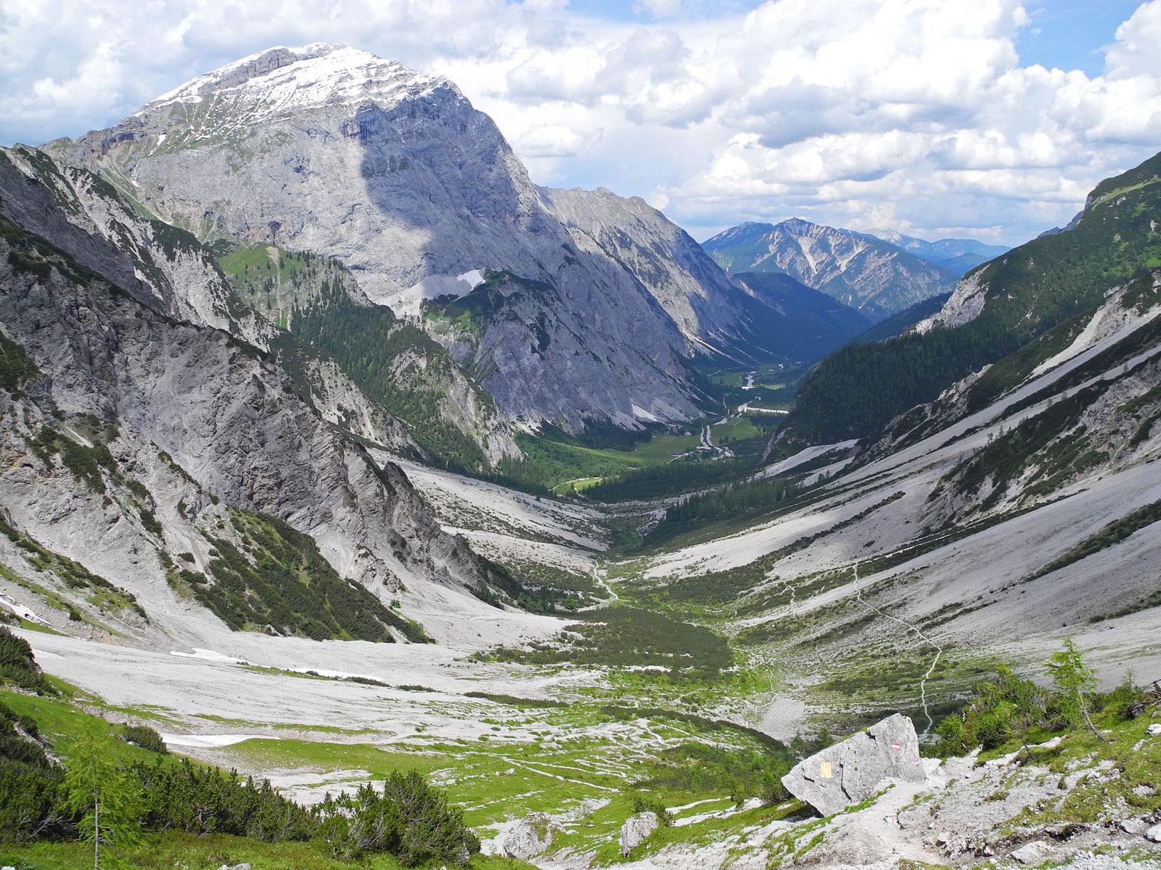 Etappe 41: Pertisau – Alpengasthof Eng