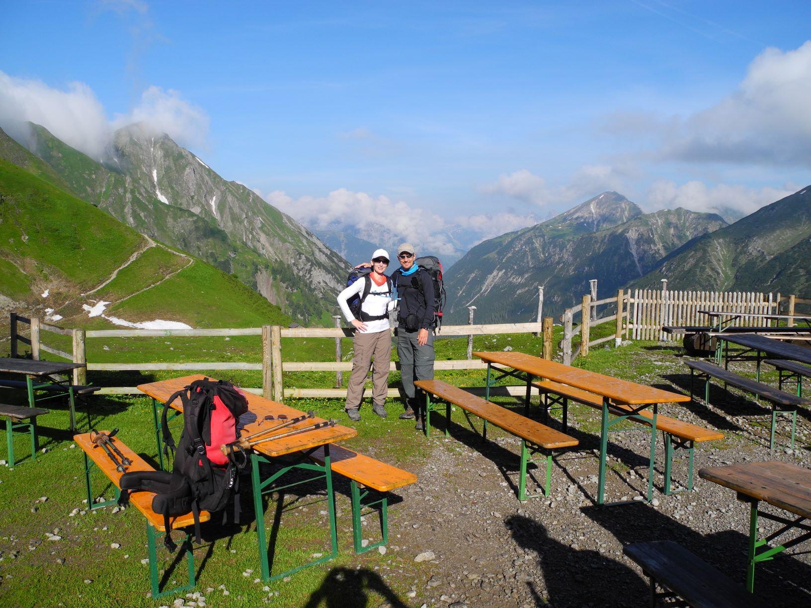 Etappe 47: Anhalter Hütte – Boden