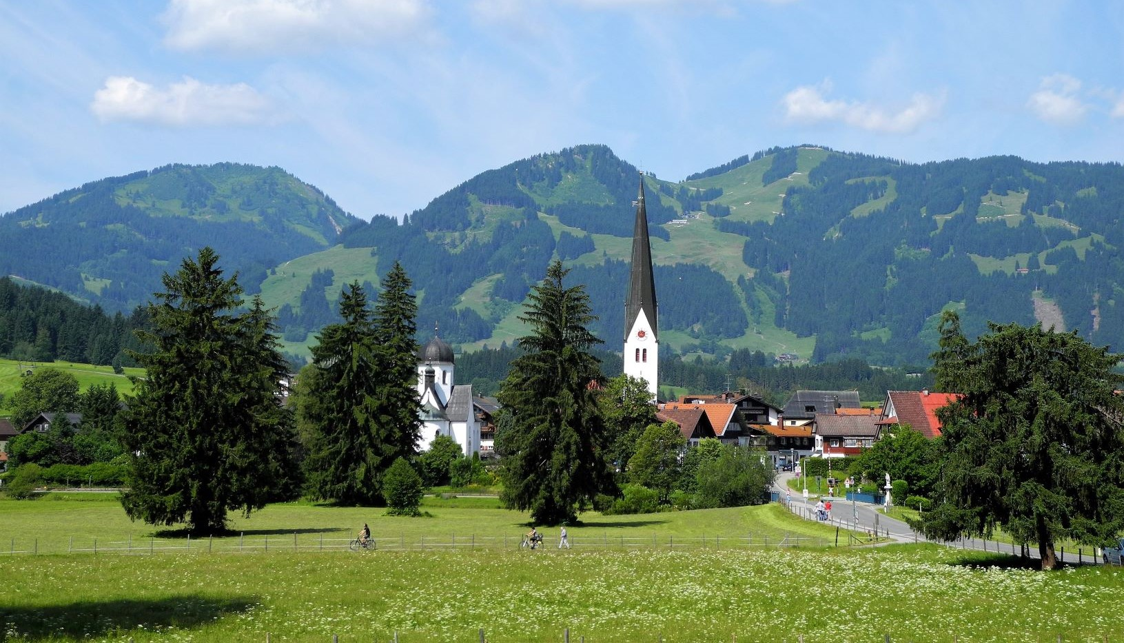 Etappe 52: Oberstdorf – Gunzesried
