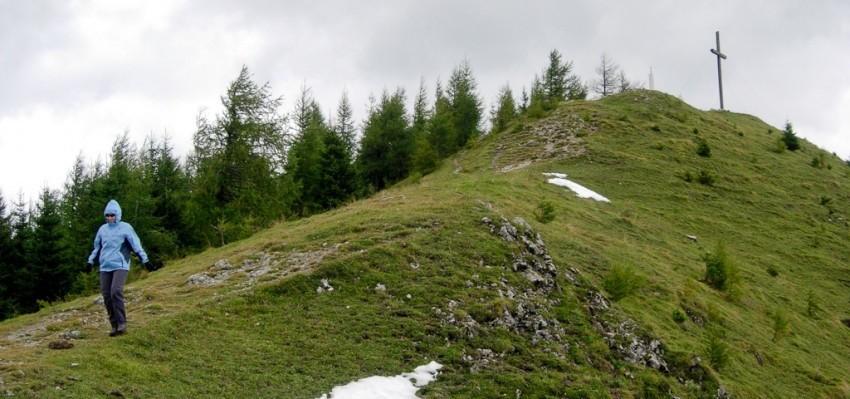 Hirschen Kogel, Erzkogel, Sonnwendstein