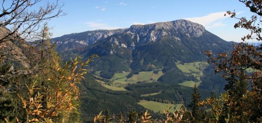 Windberg, der höchste Berg der Schneealpe