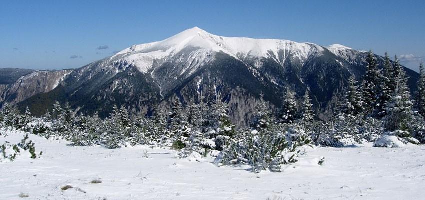 Alpenvereinssteig und Kronich-Eisenweg