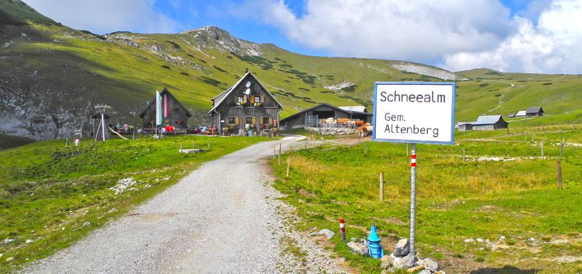 Vom Karlgraben zum Windberg