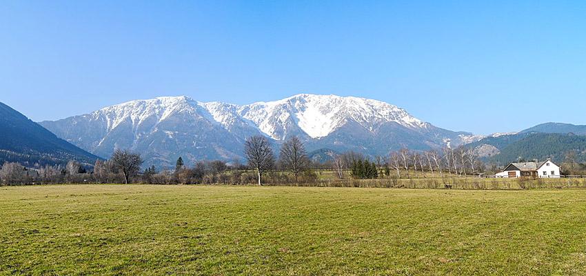 Rundtour von Losenheim zur Edelweißhütte