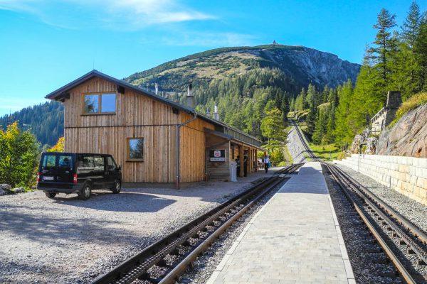 Station Baumgartner